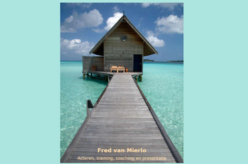 Site Fred van Mierlo
